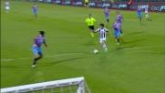 Il goal di Fabbrini chiude il match Catania-Udinese