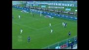 Jorgensen mette a segno il goal della vittoria contro il Cagliari