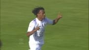 La Fiorentina accorcia le distanze dal Cagliari con il goal di Cuadrado