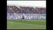 Goal al volo di Acquafresca e il Cagliari pareggia i conti contro il Genoa