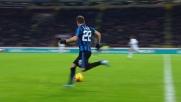 Blanchard rimanda la goleada dell'Inter salvando sulla linea un goal già fatto
