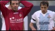 Girata al volo, Antonio Filippini a un passo dall'eurogoal contro la Lazio