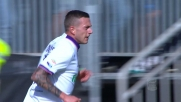 Goal di Bernardeschi, la Fiorentina compie la rimonta a Cagliari