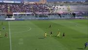 Romulo castiga il Livorno con stop e goal da vero bomber