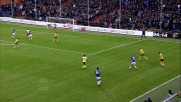 De Silvestri ubriaca Lulic con una serie di finte in Sampdoria-Lazio