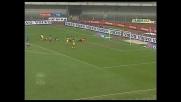 Obinna segna il goal del 2-0 al Cagliari con una splendida azione personale