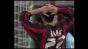 Oddo evita un goal sulla linea di porta alla Lazio