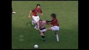 Al Barbera Pirlo ferma la ripartenza del Palermo con un fallo su Mutarelli