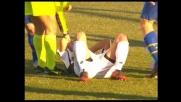 La deviazione di Nedved abbatte Inler in Udinese-Juventus