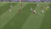 El Shaarawy apre le danze nel derby di Roma con una perfetta girata di testa che vale il goal dell'1 a 0