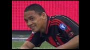 Oliveira scivola sul più bello, niente goal per il Milan contro l'Udinese