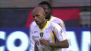 Olivera, super goal contro il Cagliari