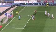 Il goal di Sala in tuffo apre le marcature in Verona-Fiorentina