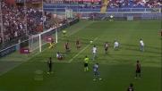 Perin e Antonelli bloccano l'attacco della Lazio
