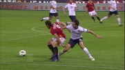Osvaldo: che rabona all' Olimpico di Roma contro il Genoa!