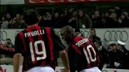 Goal da opportunista di Seedorf che affonda l'Udinese a San Siro