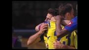 Il Chievo riprende il Livorno con un goal di Pellissier