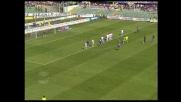 La punizione di Liverani fa tremare il Cagliari, ma la palla va alta