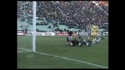 Buffon para un rigore a Bierhoff che poi segna sulla respina: Udinese avanti contro il Parma