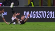 Van Ginkel in tackle ferma l'offensiva del Torino