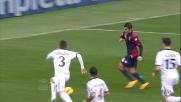Il goal di Iago Falque al Sassuolo è da manuale del calcio