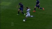 Nocerino finta e dribbling sulla fascia dell'Udinese