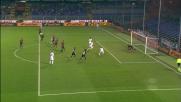 Bacca manca la deviazione vincente contro il Genoa