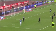 Il palo rovina la magia di Candreva in pallonetto contro il Chievo