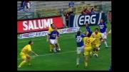 Doni viene fermato dall'incrocio contro il Livorno