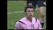 Paoletti con un riflesso decisivo nega il goal a Barzagli