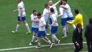 Paganini punisce il Milan dopo un minuto di gioco: Frosinone avanti a San Siro