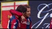 Palacio castiga il Parma e porta in vantaggio il Genoa