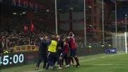 Palacio, doppietta e goal del pari contro il Parma