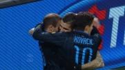 Palacio goal e l'Inter si salva contro il Cesena