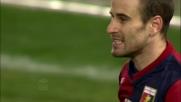 Palacio sfiora il goal nel derby con la Sampdoria