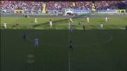 Palermo in 10 a Marassi: il fallo di Andelkovic costringe l'arbitro a mostrare il doppio giallo