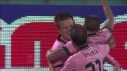 Palermo scatenato contro il Catania: doppietta per Ilicic!