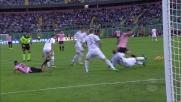 Paletta si avventa sul tiro di Bruno Henrique e salva il Milan