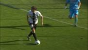 Paletta trattiene Palacio nell'area del Parma: è calcio di rigore