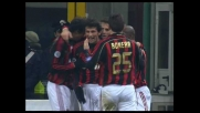 Pallonetto di Gilardino, per il Milan è facile raddoppiare sul Catania