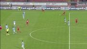 Palo di Barreto! Napoli-Bari finisce 2-2