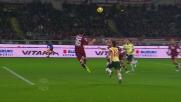 Palo di Darmian, poi Moretti compie un errore grossolano: Milan graziato a Torino