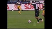 Palo di Pizarro contro il Parma, Udinese sfortunata