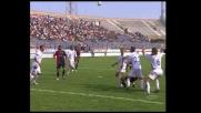 Palo incredibile di Pepe contro il Catania