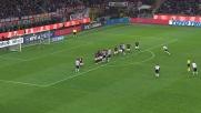 Palo spettacolare di Pogba a San Siro contro il Milan