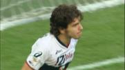 Paloschi si allunga, ma sfiora soltanto il goal contro l'Inter