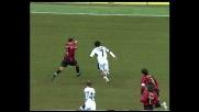 Pancaro atterra Esposito: cartellino rosso