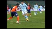 Pandev: dribbling e goal! La Lazio raddoppia contro il Catania