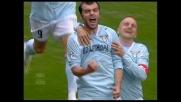 Pandev risolve una mischia e porta la Lazio sul 2-0