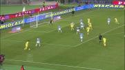 Pandev si gira in area e sigla il goal dell'ex alla Lazio